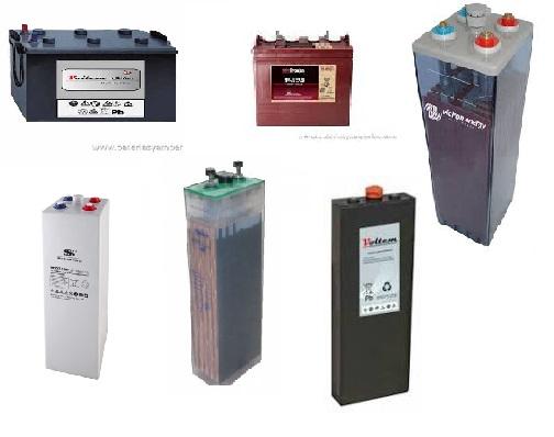 Diferentes Tipos De Baterias Solares